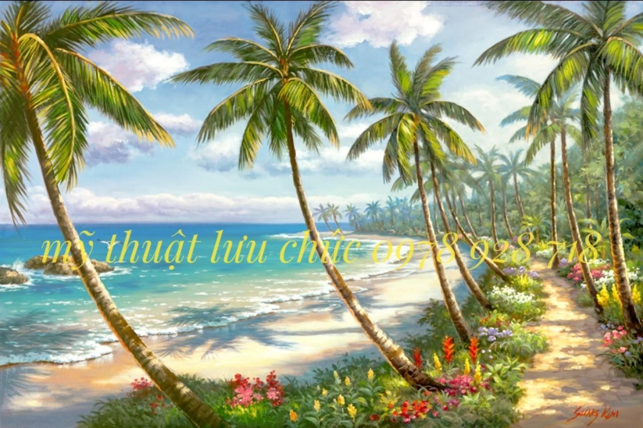 phong cảnh biển đẹp