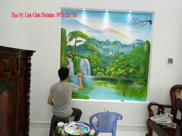 Vẽ Tranh Tương Biên Hòa